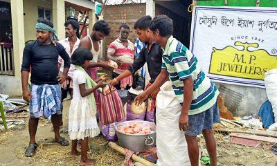 MP Jewellers Yaas cyclone relief