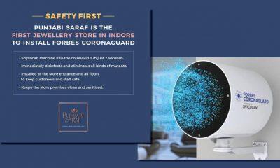 Punjabi Saraf assures optimum in-store safety with Coronaguard air-conditioning