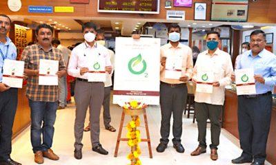 Chandukaka Saraf and Sons distributes 12K saplings from its 10 stores