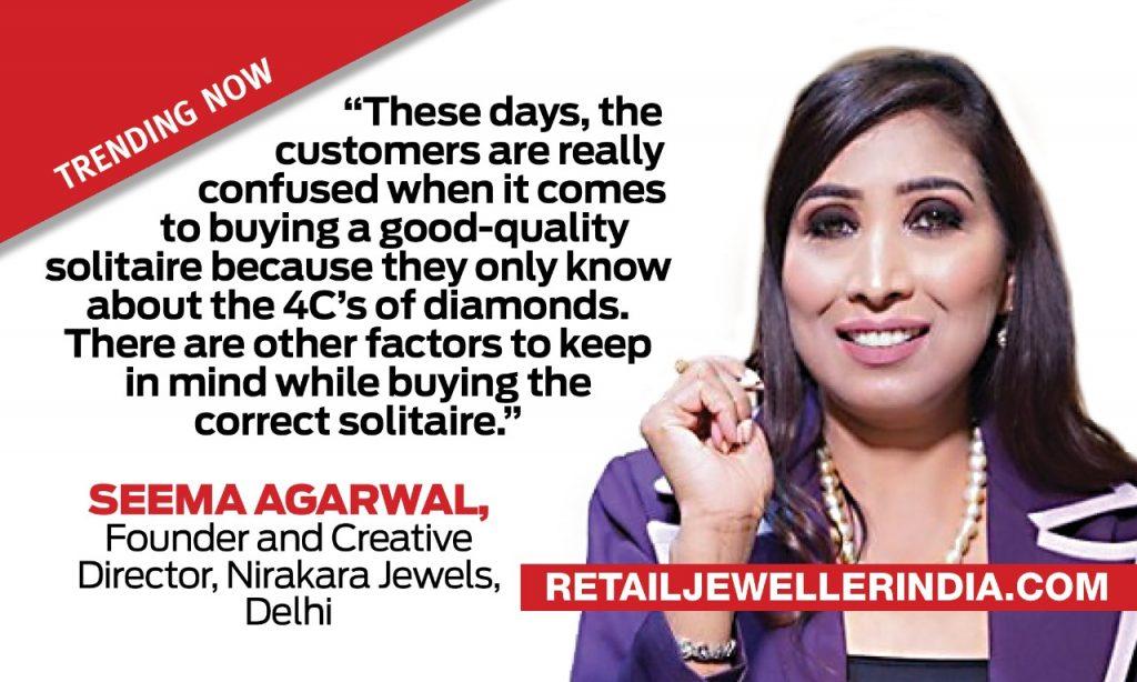 Seema Agarwal, Nirakara Jewels