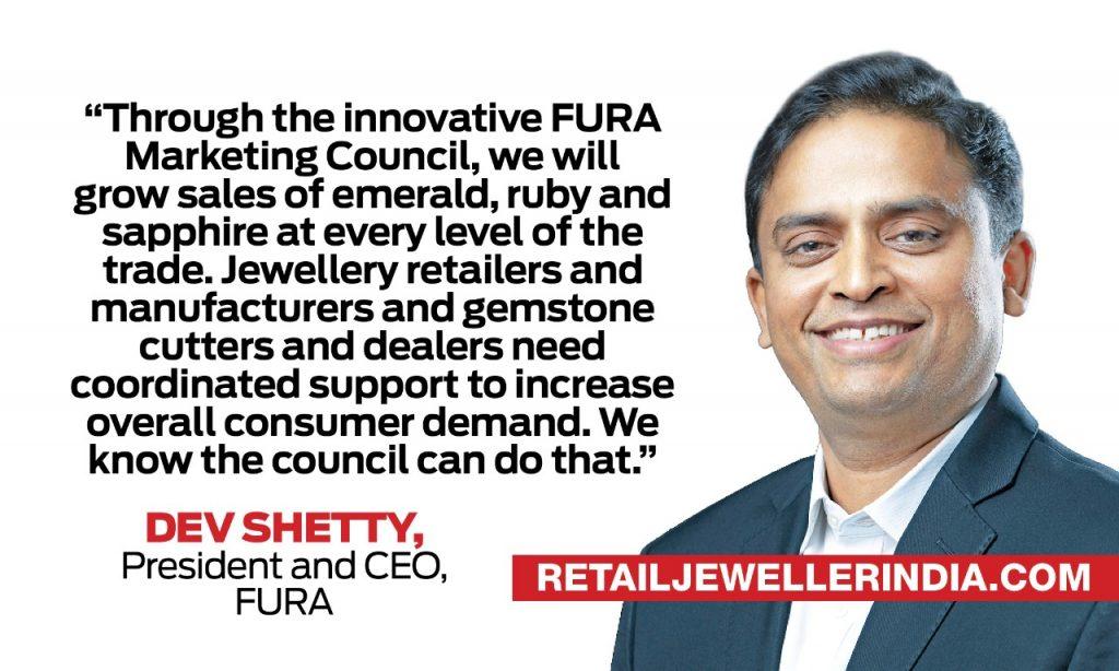 Dev Shetty, Fura Marketing Council