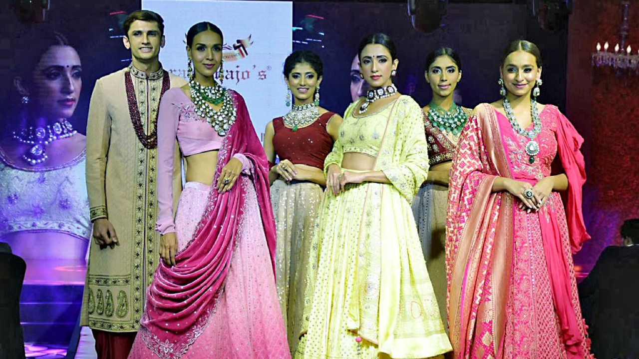 Bridal Trendsetters 2021 to thrill Bengaluru after stunning show in Jaipur