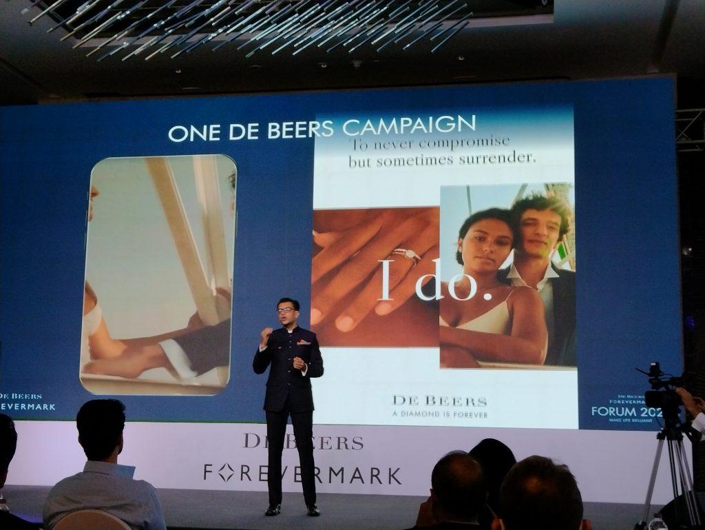 De Beers Forevermark Forum 2021