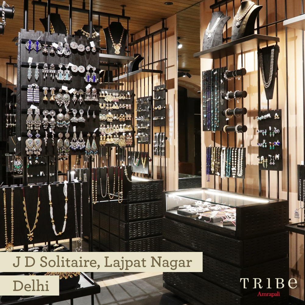 JD Solitaire collaborates with Tribe by Amrapali