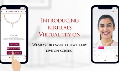Kirtilal's jewellery customization plan