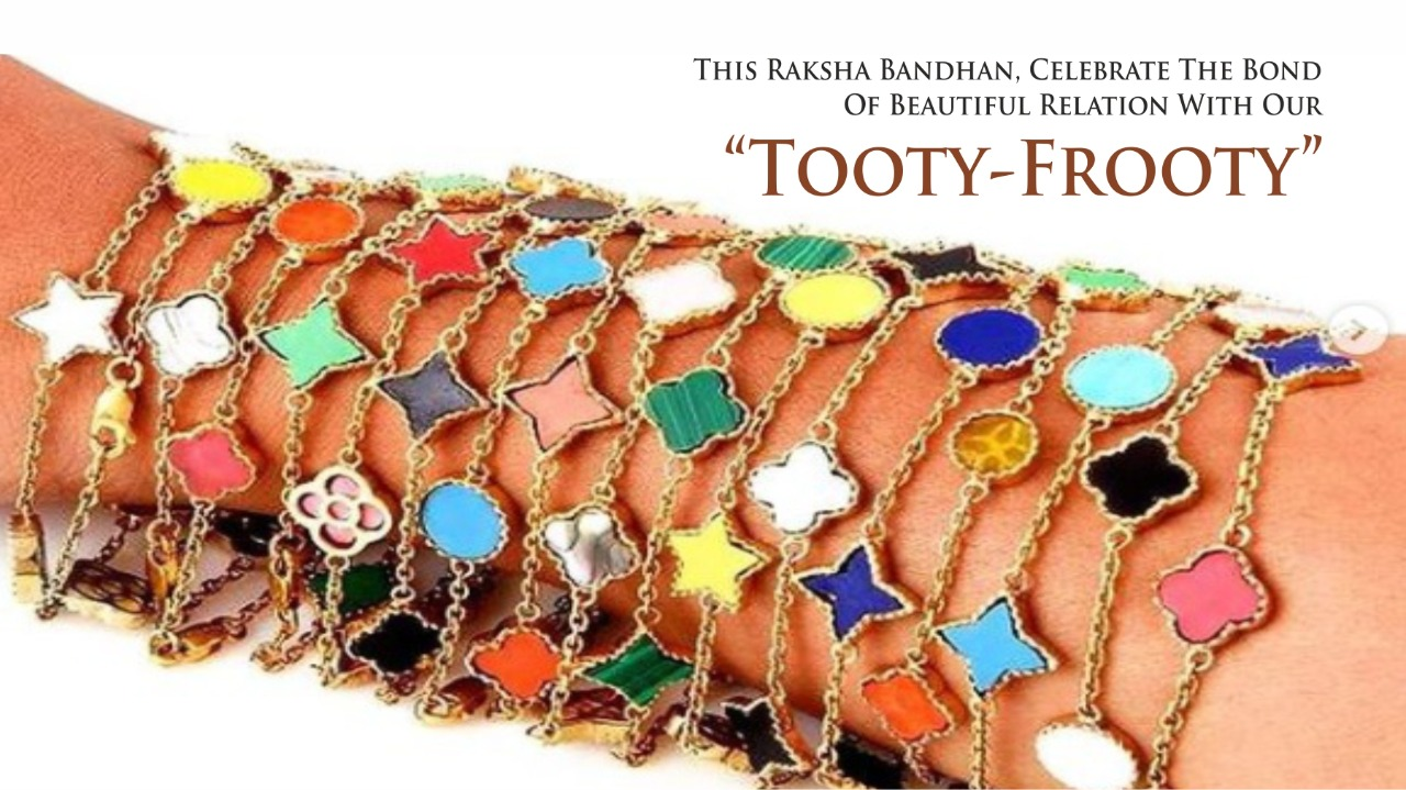 Narayan Jewellers Tooty Frooty collection