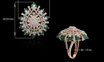 Manufacturers display awe-inspiring heritage jewellery collections at IIJS 2021