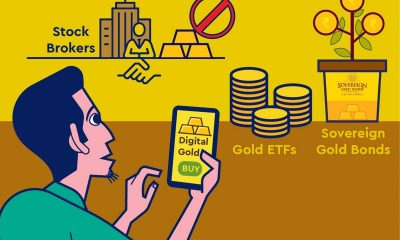 Jewellers sell Rs 100 gold online as Indians take to internet buys in Covid