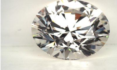 HRD Antwerp identifies colour-treated diamond with false inscription