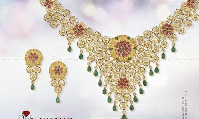 EJI, Suvarnam Jewels impress buyers with contemporary lightweight gold ranges