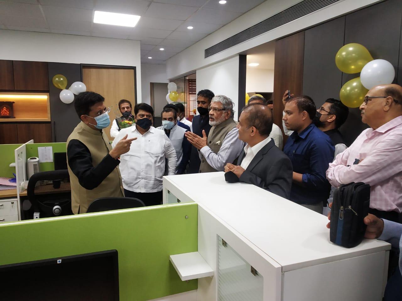 GJSCI opens new office inside SEEPZ
