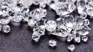 Diamonds are India's most exported item