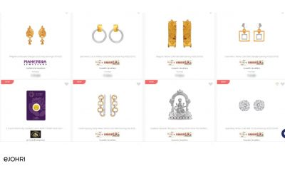 Price, design and timely delivery key factors as gold diamond rule jewellery sale on e-com